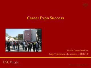 Career Expo Success