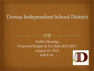 Donna Independent School District