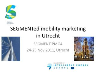 SEGMENTed mobility marketing in Utrecht