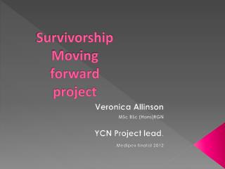 SurvivorshipMoving  forward project