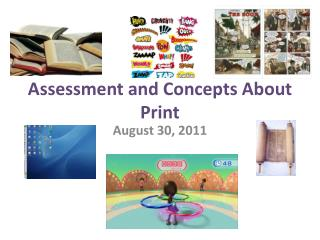 Assessment and Concepts About Print