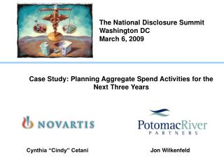Case Study: Planning Aggregate Spend Activities for the Next Three Years