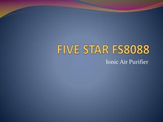 FIVE STAR FS8088