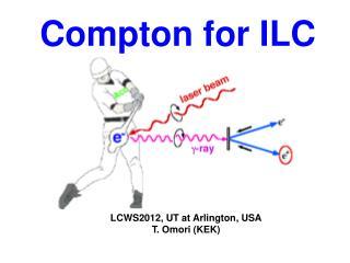 Compton for ILC