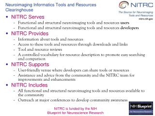 Neuroimaging Informatics Tools and Resources Clearinghouse