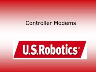Controller Modems
