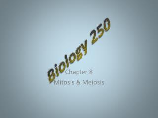Biology 250
