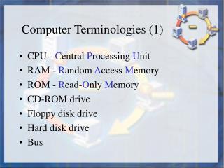 Computer Terminologies (1)
