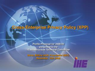 Cross-Enterprise Privacy Policy (XPP)