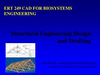 Structural Engineering Design and Drafting
