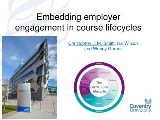 Embedding employer engagement in course lifecycles