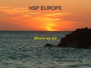 HSP EUROPE