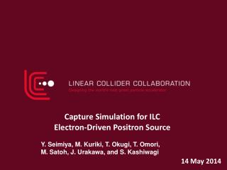 Capture  Simulation  for  ILC  Electron -Driven Positron Source