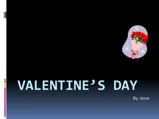 Valentine�s day