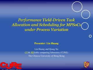 Performance Yield-Driven Task Allocation and Scheduling for MPSoCs under Process Variation