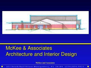 McKee & Associates Architecture and Interior Design