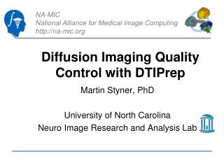 Diffusion Imaging Quality Control with  DTIPrep