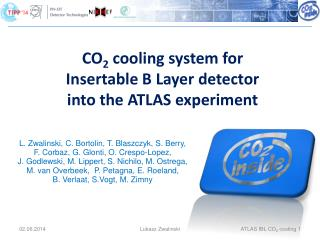 CO 2  cooling system  for Insertable  B Layer detector  into the ATLAS experiment