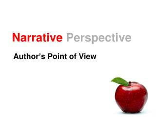 Narrative Perspective