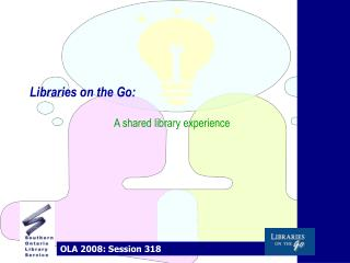 Libraries on the Go: