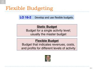 Flexible Budgeting