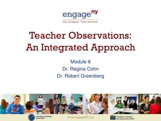 Teacher Observations: An Integrated Approach