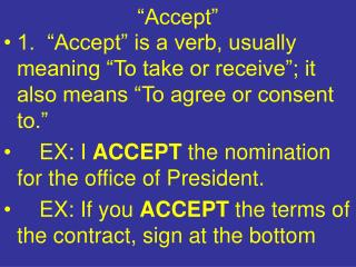 �Accept�