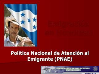 Emigraci n en Honduras