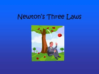 Newton�s Three Laws
