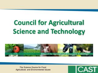 Council for Agricultural Science and Technology