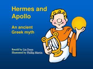 Hermes and   Apollo An ancient Greek myth