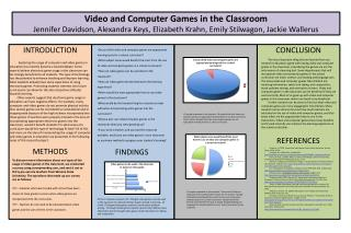 Video and Computer Games in the Classroom