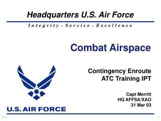 Capt Merritt HQ AFFSA/XAO 31 Mar 03