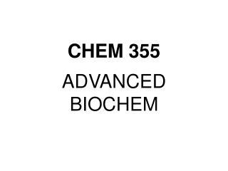 CHEM 355