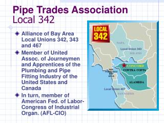 Pipe Trades Association  Local 342