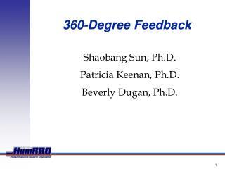 360-Degree Feedback