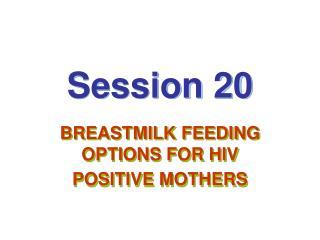 Session 20