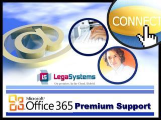 MS Office 365 Premium Support