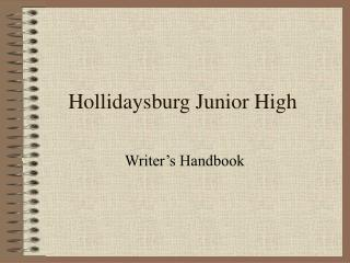 Hollidaysburg Junior High