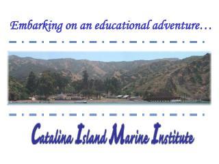 Embarking on an educational adventure�