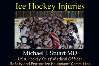 Ice Hockey Injuries