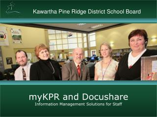 Kawartha Pine Ridge District School Board