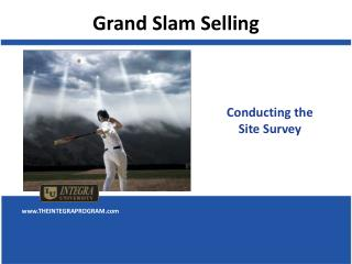 Grand Slam Selling
