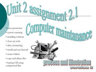 Unit 2 assignment 2.1