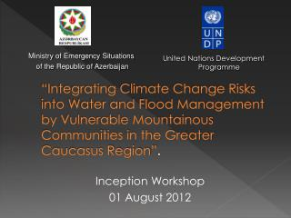 Inception Workshop 01 August 2012
