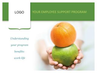 YOUR EMPLOYEE SUPPORT PROGRAM
