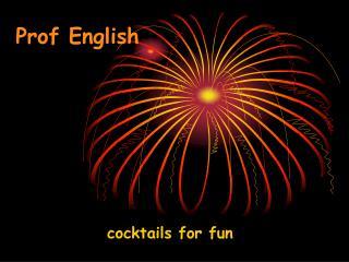 Prof English