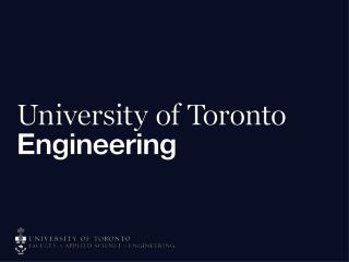 U of T Engineering and DocuShare