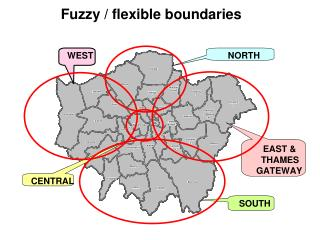Fuzzy / flexible boundaries