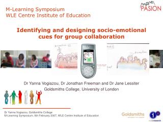 Identifying and designing socio-emotional cues for group collaboration